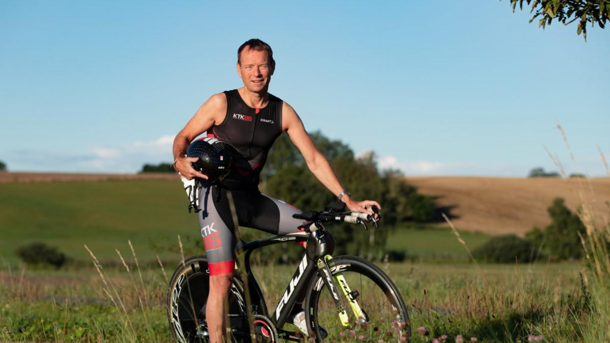 Kandidaat-voorzitter Mads Freund hoopt World Triathlon terug op de kaart te zetten