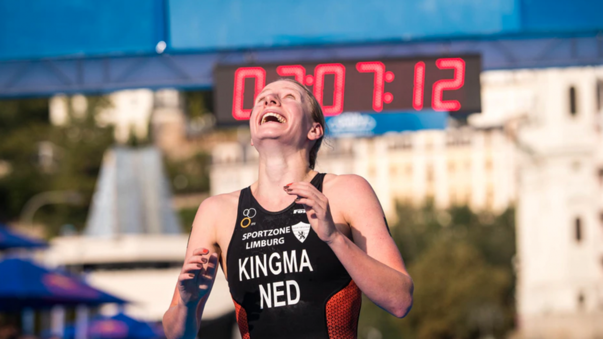 Maya Kingma bekleedt prachtige positie 2020 World Triathlon Rankings