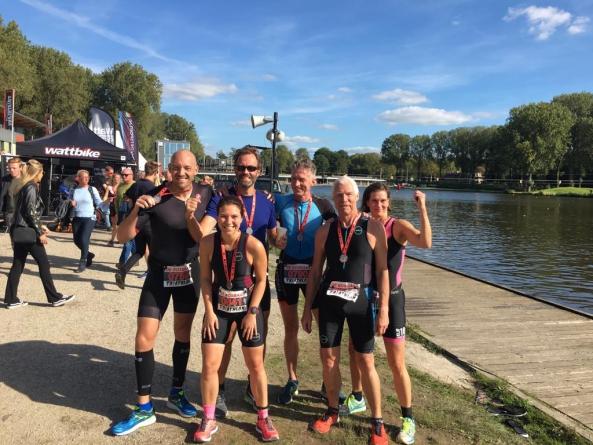 Teamcompetities Triathlon 'Vereniging in Beeld': AV'23 – Amsterdam