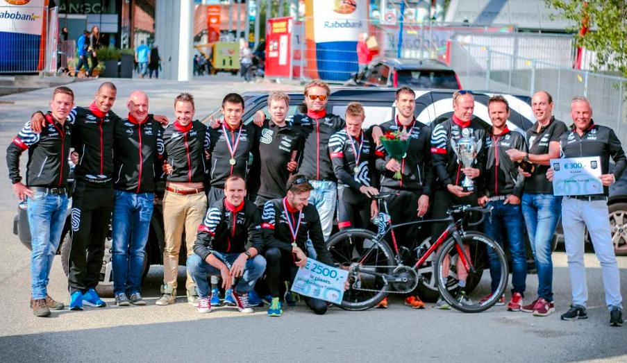 Viervoudig kampioen Squadra trekt zich terug uit Eredivisie: 'economisch zwaar jaar' genoemde reden