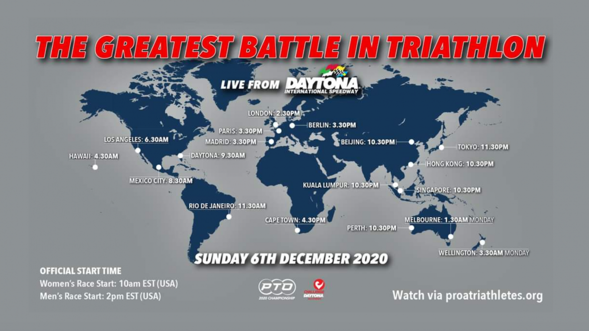 Bekijk nu live: PTO 2020 Championship in Daytona