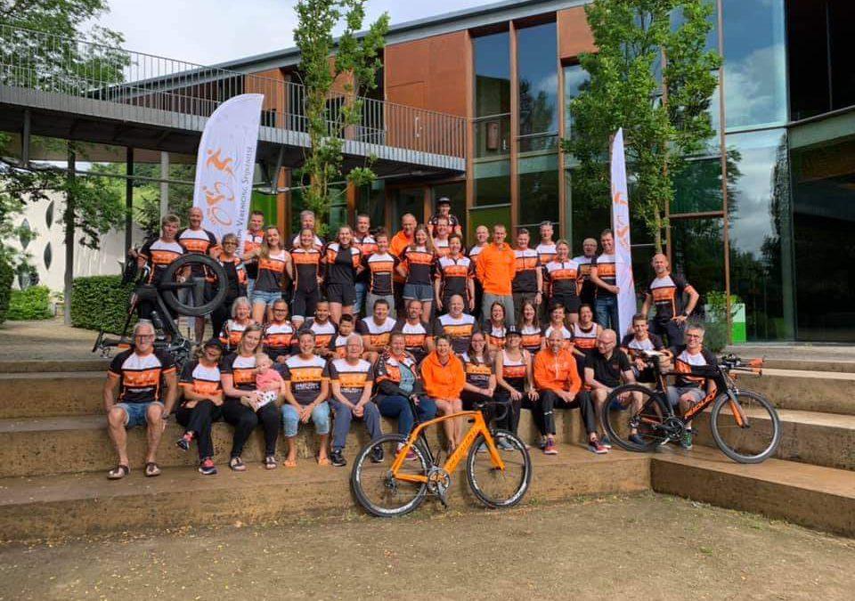 Teamcompetities Triathlon 'Vereniging in Beeld': TVS90 – Spijkenisse