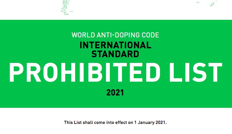 Lagere dopingstraffen cannabis, mdma, heroïne en cocaïne, meer coulance voor amateurs