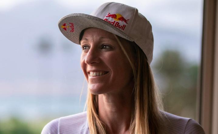 Daniela Ryf: 'Ik geloof dat ik pure training heb ontdekt'
