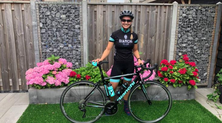 Rianne Vahl over KiKa Extreme en Ironman 70.3 Nice: 'Mooi om dit met groep te doen'