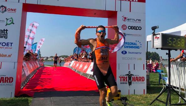 Tri Nijmegen host komende twee jaar NK Sprint