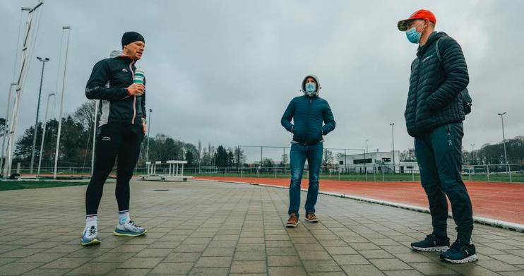 Pieter Heemeryck kiest nieuwe trainer, niemand minder dan Frederik van Lierde