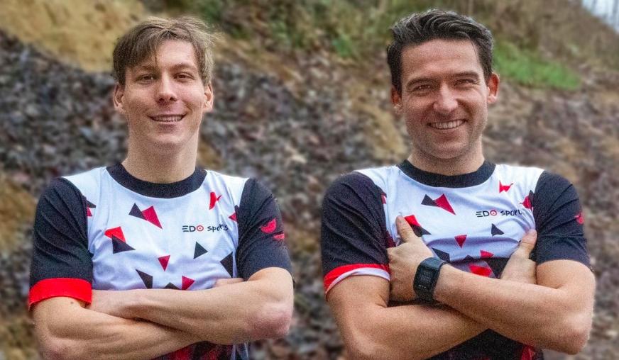 """EDOsports versterkt zich met Donald Hillebregt en Youri Keulen: """"Dit is een bizar sterk team"""""""