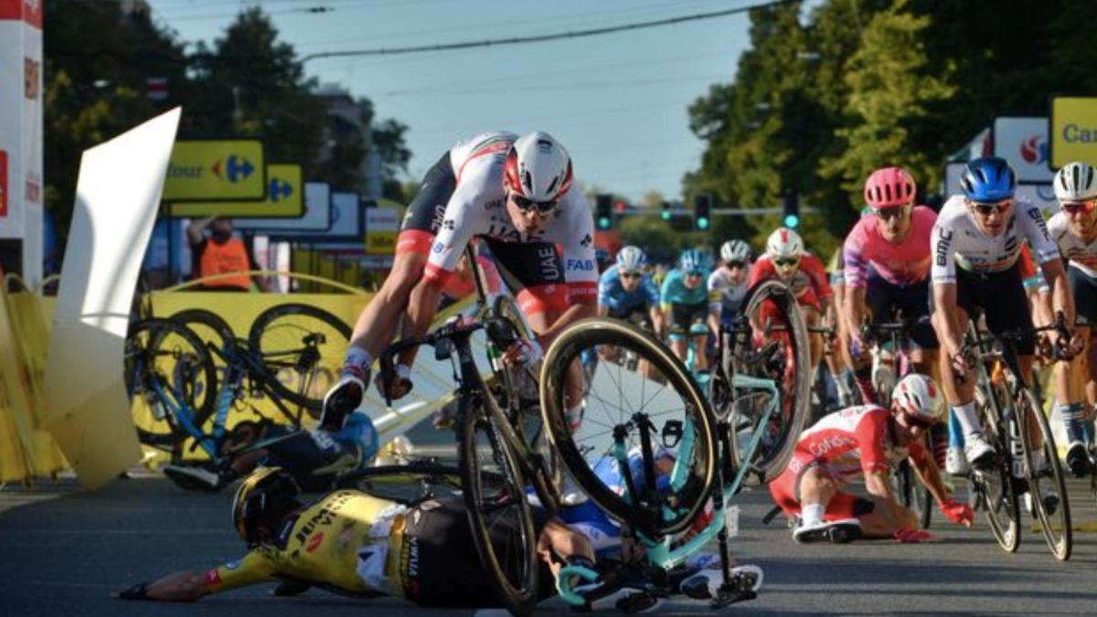 Ronde van Polen uitgeroepen tot Sportevenement van het Jaar in Polen