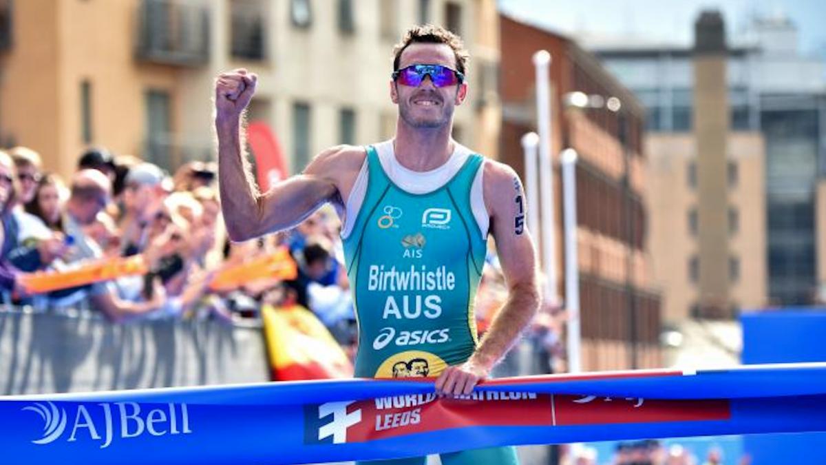 Triathlon Australia nomineert Ashleigh Gentle en Jacob Birtwhistle voor Olympische Spelen