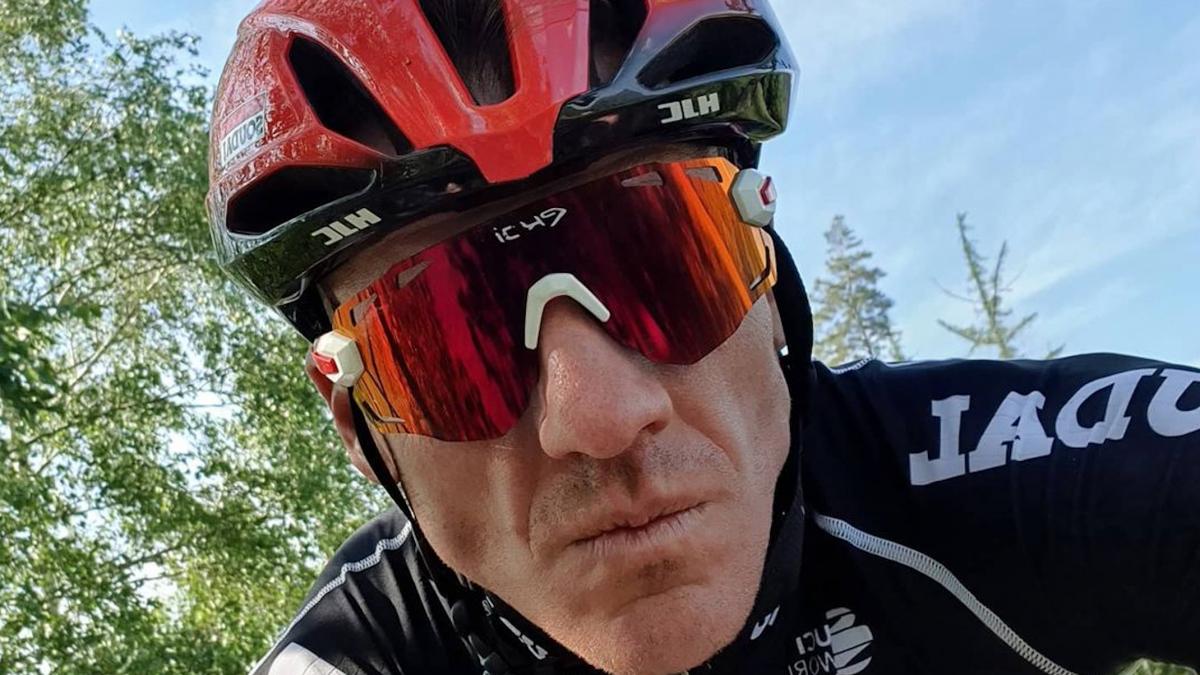 Voormalig wielrenner Adam Hansen traint voor triathlon: 'Fietsen is nu mijn minst favoriete onderdeel'