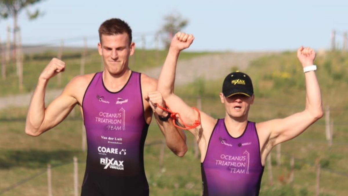 Sander Koomen over Paralympische droom: 'Triathlon heeft mij gegrepen'