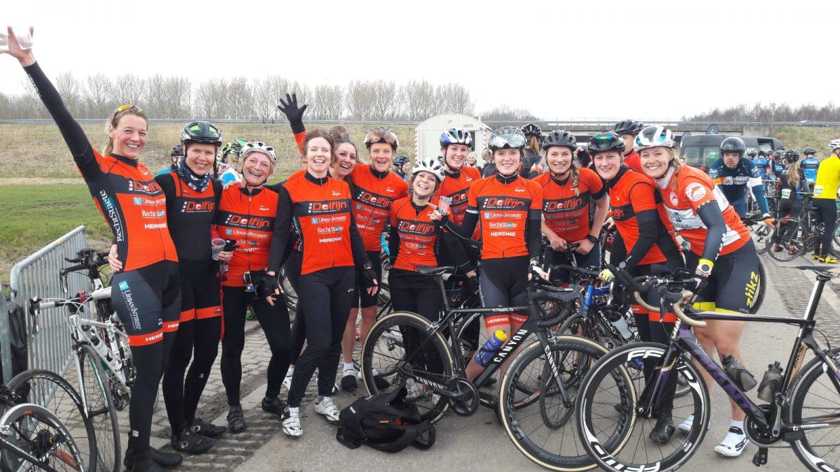 Teamcompetities Triathlon 'Vereniging in Beeld': De Dolfijn – Amsterdam