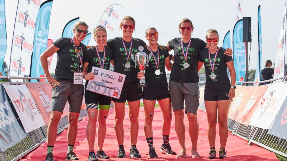 Teamcompetities Triathlon 'Vereniging in Beeld': Kijani – Beesd
