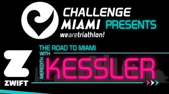 Meredith Kessler bereidt zich voor op Challenge Miami, jij kunt thuis meetrainen