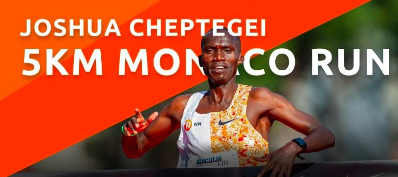 Kijk nu live: Joshua Cheptegei valt eigen wereldrecord 5 kilometer aan
