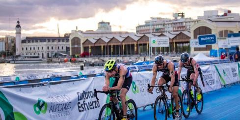 2022 European Multisport Triathlon Championships naar Bilbao