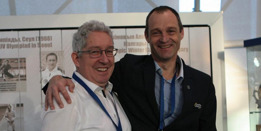 Martin Breedijk stelt zich verkiesbaar als Vice-President European Triathlon