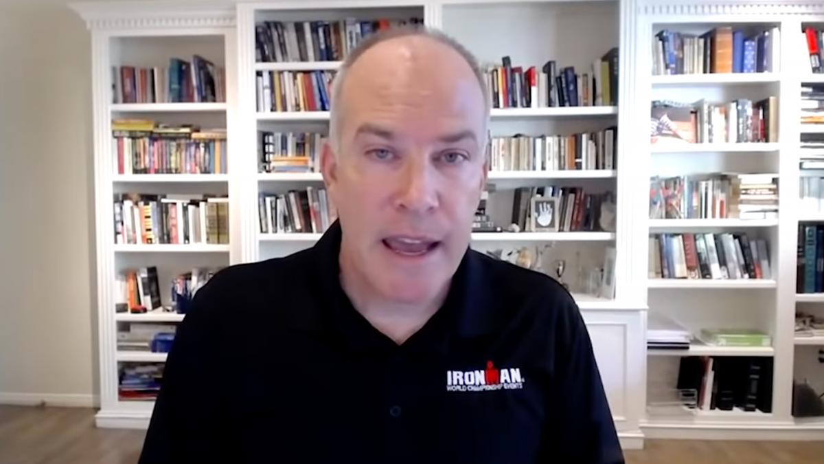 Ironman CEO Messick geeft 'corona update' –massale stroom woedende reacties atleten