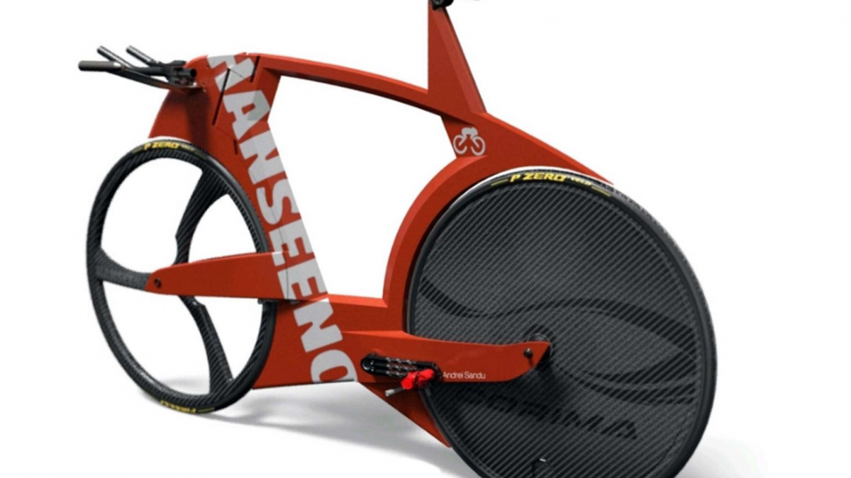 Voormalig profwielrenner Adam Hansen bouwt zijn eigen triathlonfiets