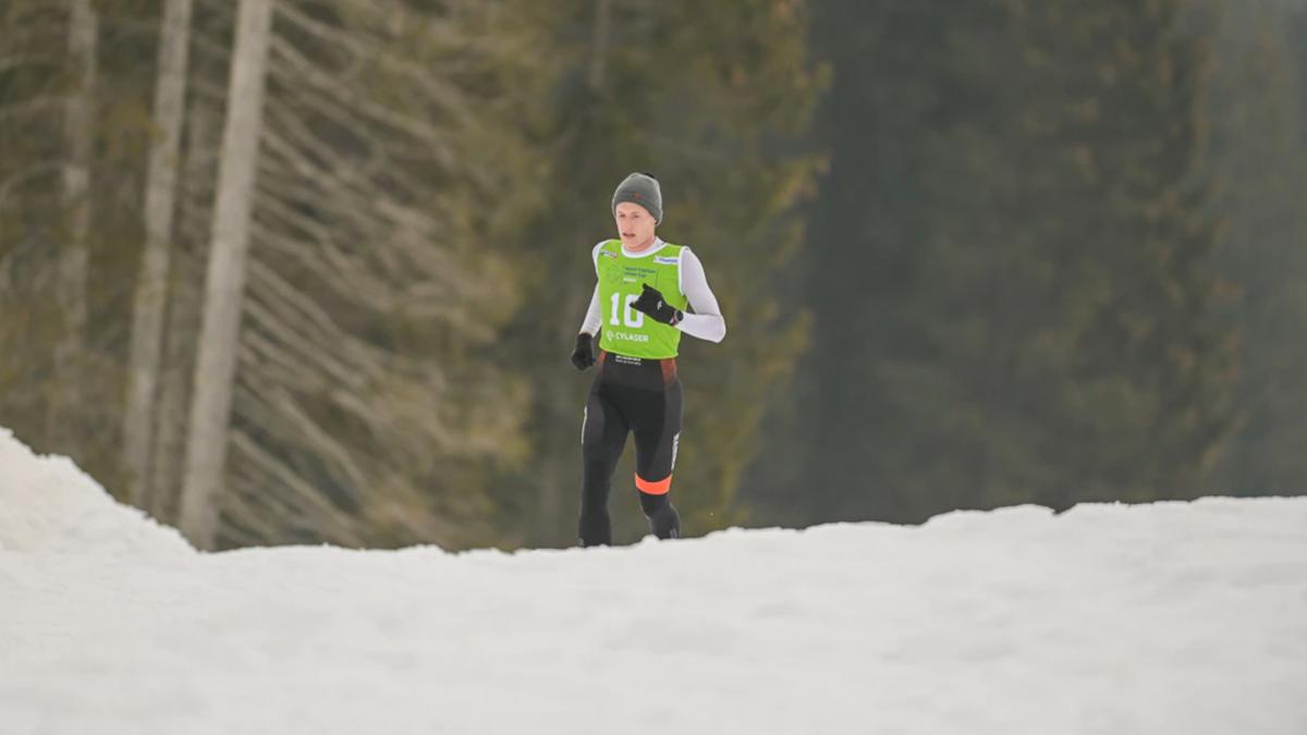 Joep Staps pakt zesde plek in Winter Duathlon Asiago