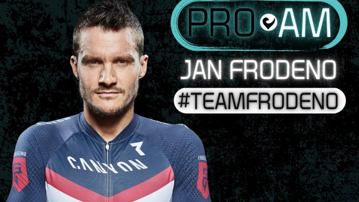 Bieden op teamgenoten voor Pro-Am race Challenge Miami opent binnenkort: Frodeno populair