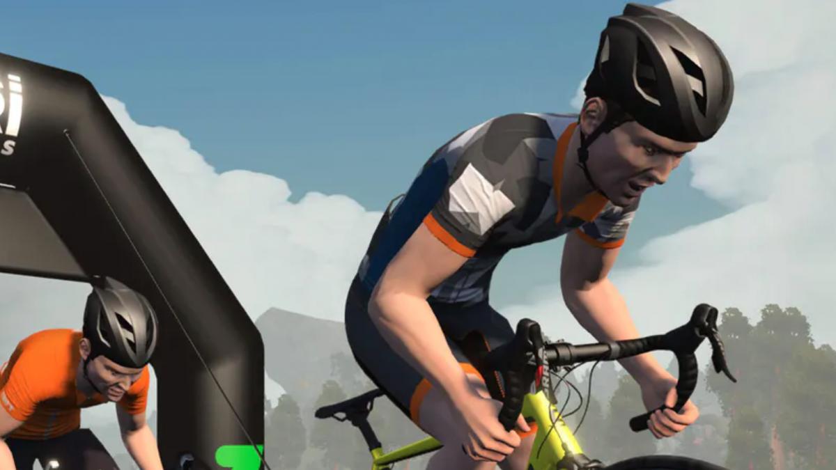 Kijk nu live: Zwift Pro Tri Race Series 3 / race 4
