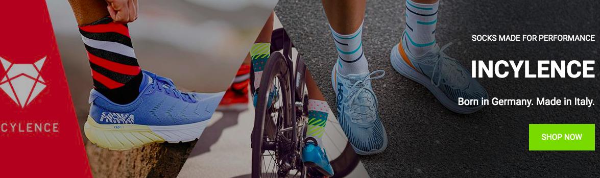 Shop hier direct jouw Incylence sokken bij AthleteSportsWorld