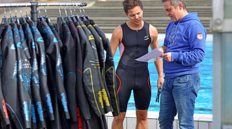 Wetsuit testdagen: triathlonaccessoires.nl nodigt atleten uit