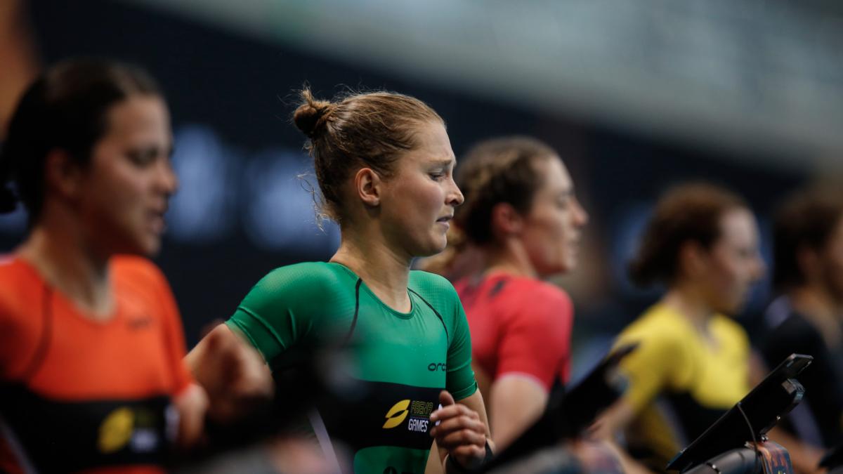 SLT Arena Games in cijfers: hartslagen, snelheden, zwem efficiëntie en meer