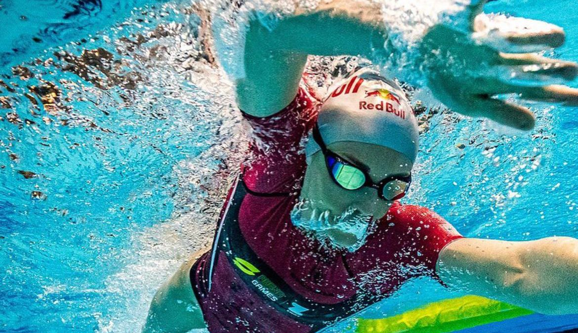 Lucy Charles pakt zilver in British Olympic Trials 1500 meter freestyle