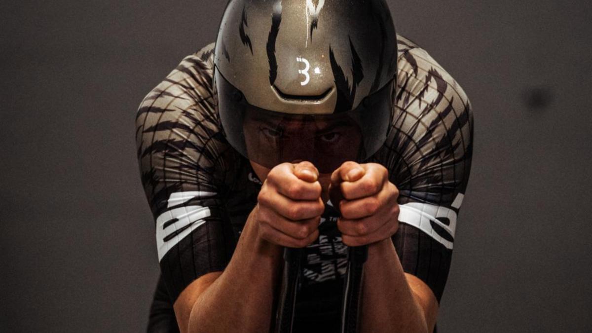 Michiel de Wilde kijkt uit naar Ironman 70.3 Texas: 'Ik heb iets meer gefocust op snelheid'