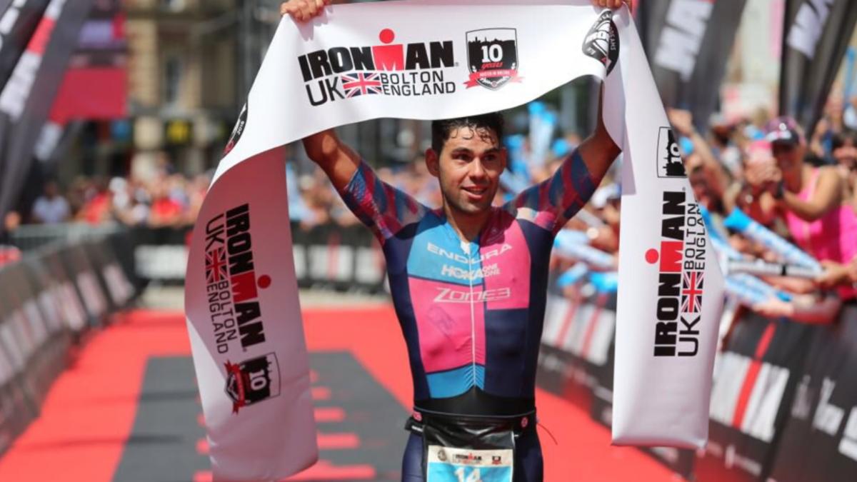 Ironman UK trekt pro atleten aan met 100.000 dollar prijzengeld