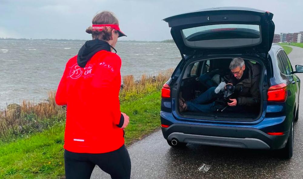 RTL 7 komt volgende week met documentaire over Challenge Almere en ontwikkeling triathlonsport