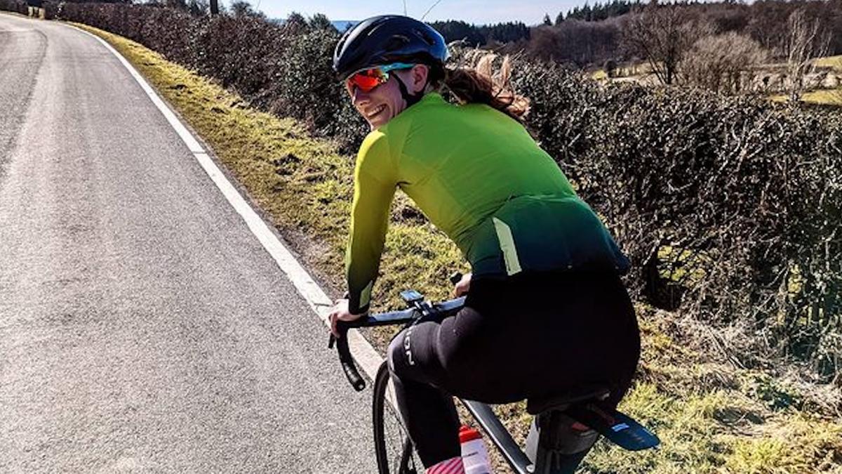Maya Kingma blikt vooruit op WTCS Yokohama: 'Ik wil wel echt heel hard fietsen'