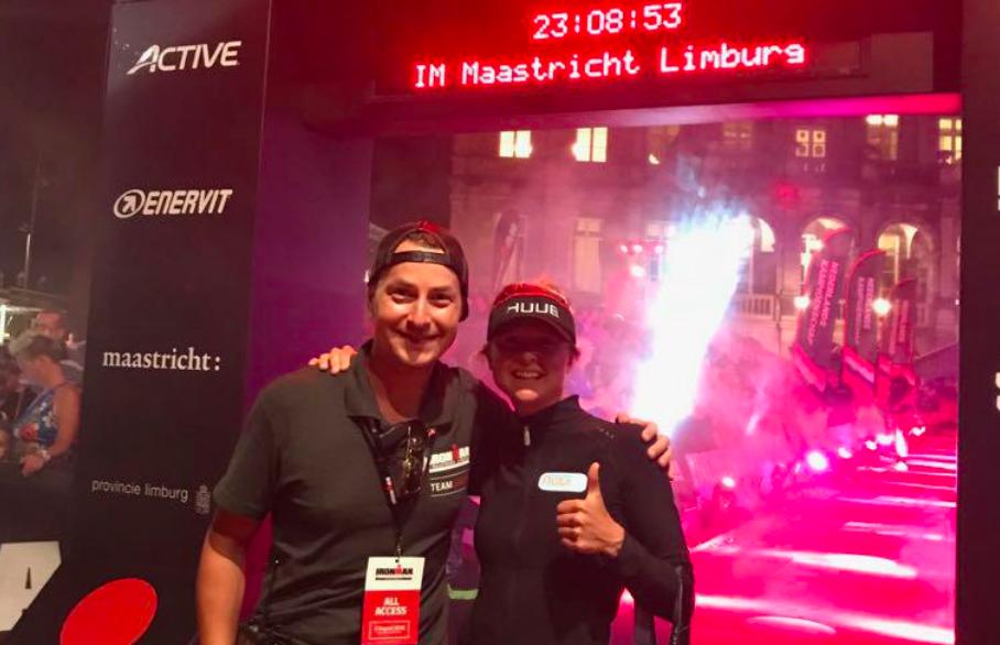 Els Visser nieuwe ambassadrice Ironman Nederland: 'Ironman hoort op Nederlandse kalender'