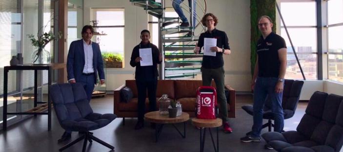 Sponsor Rabobank Almere langer verbonden aan Challenge Almere-Amsterdam