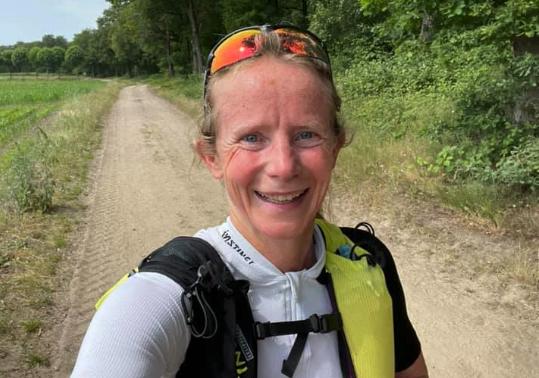 In de herkansing: Irene Kinnegim opnieuw op pad om Pieterpad te lopen