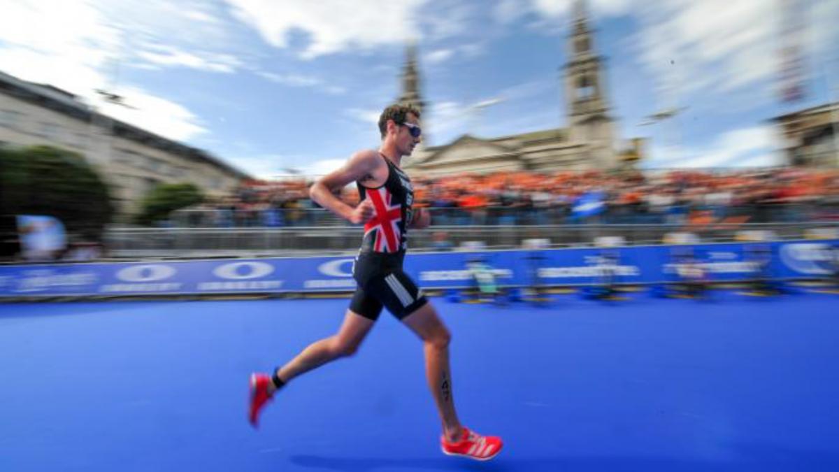 Alistair Brownlee over diskwalificatie Leeds: 'Niet hoe ik laatste WTCS-race voor mij zag'