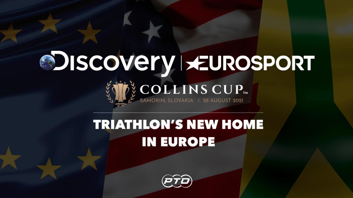 The Collins Cup live te zien op Eurosport dankzij PTO's samenwering met Discovery
