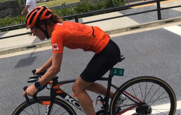 Rachel Klamer klaar voor Olympische race: 'Op naar bed'