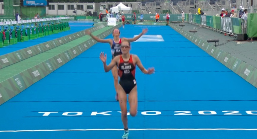 Weergaloze Rachel Klamer pakt vierde plaats Olympische Spelen Tokyo, Kingma naar mooie elfde plaats