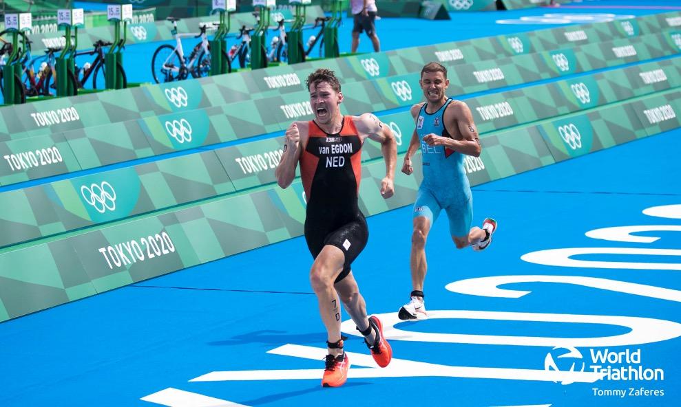 Nederlands Mixed Team Relay na vierde plaats OS: 'Alles uit de tank gehaald'