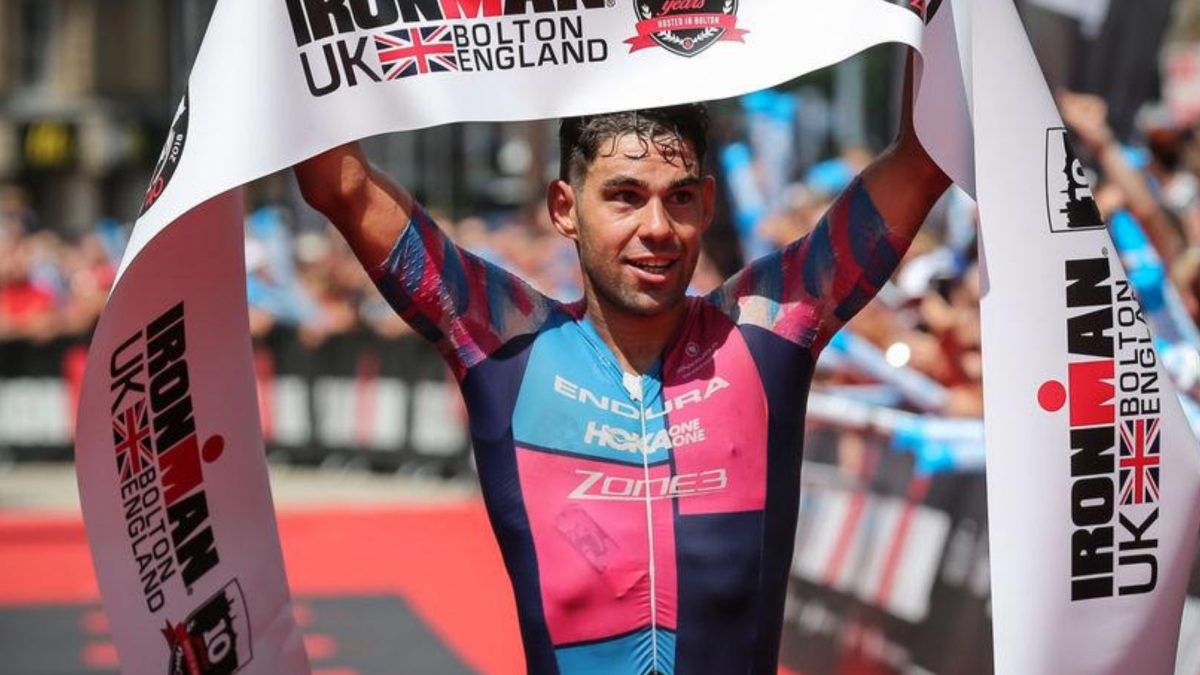 Joe Skipper en Katrina Matthews winnen uitgedunde Ironman UK