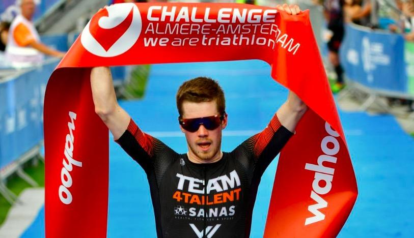 [VIDEO] Joost Somsen loopt met grote overmacht naar zege Middle Distance Challenge Almere-Amsterdam