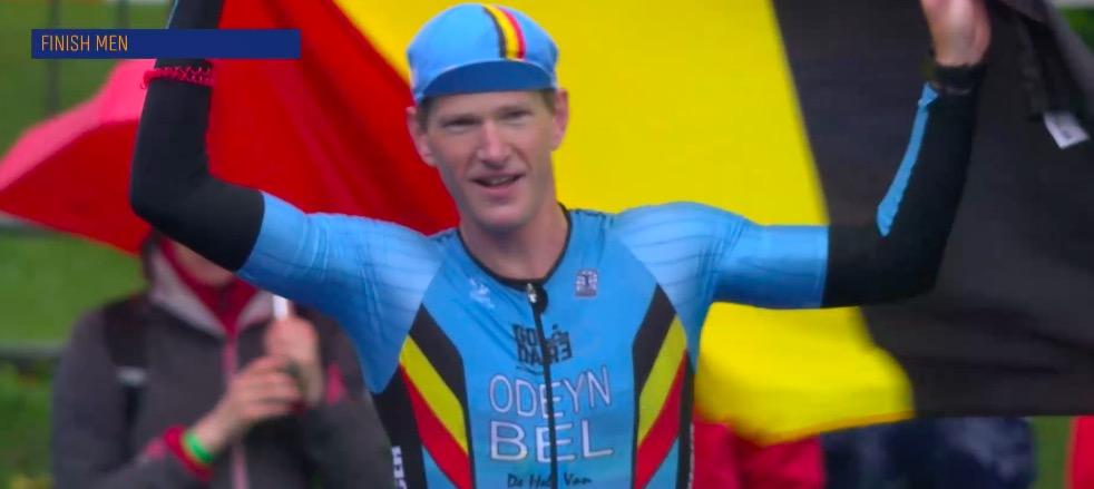 Daan de Groot grijpt net naast WK-medaille Powerman Zofingen, ontketende Seppe Odeyn pakt wereldtitel