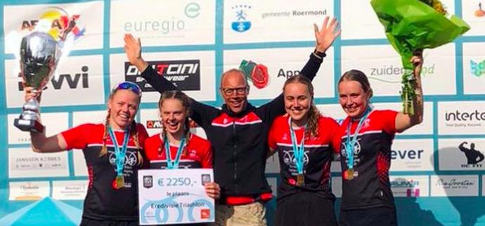 Mannen Rogelli en vrouwen TVA naar klinkende landskampioenschappen Eredivisie