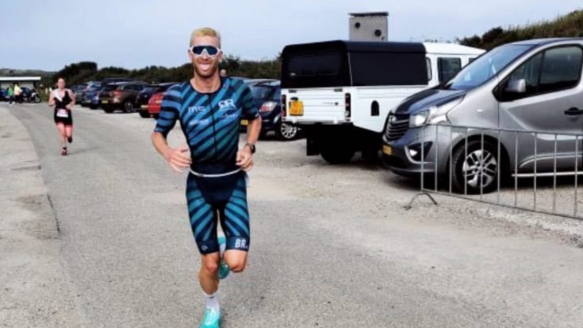 Milan Brons en Els Visser zegevieren tijdens Go Triathlon Brouwersdam