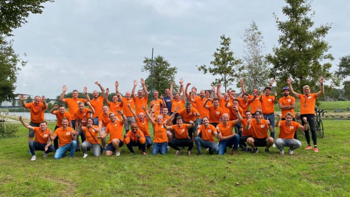 KiKa Extreme-deelnemers halen ruim anderhalve ton op dankzij deelname Ironman 70.3 Westfriesland