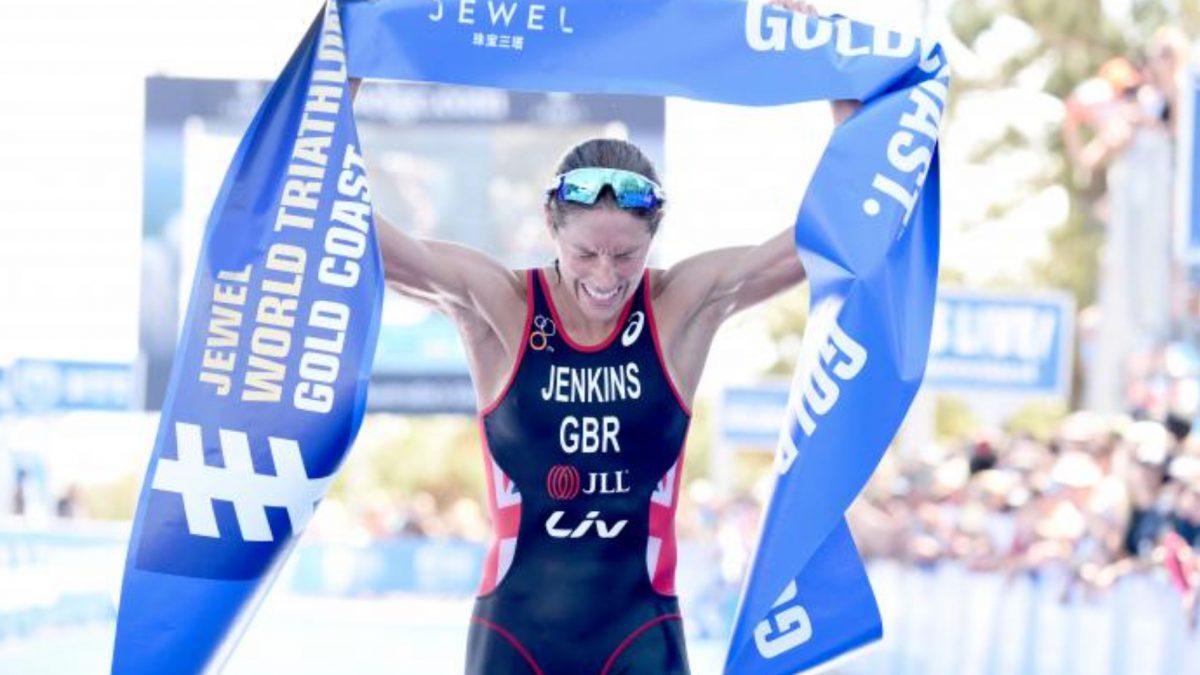 Helen Jenkins neemt afscheid van pro triathlonsport: 'Tijd voor verandering'